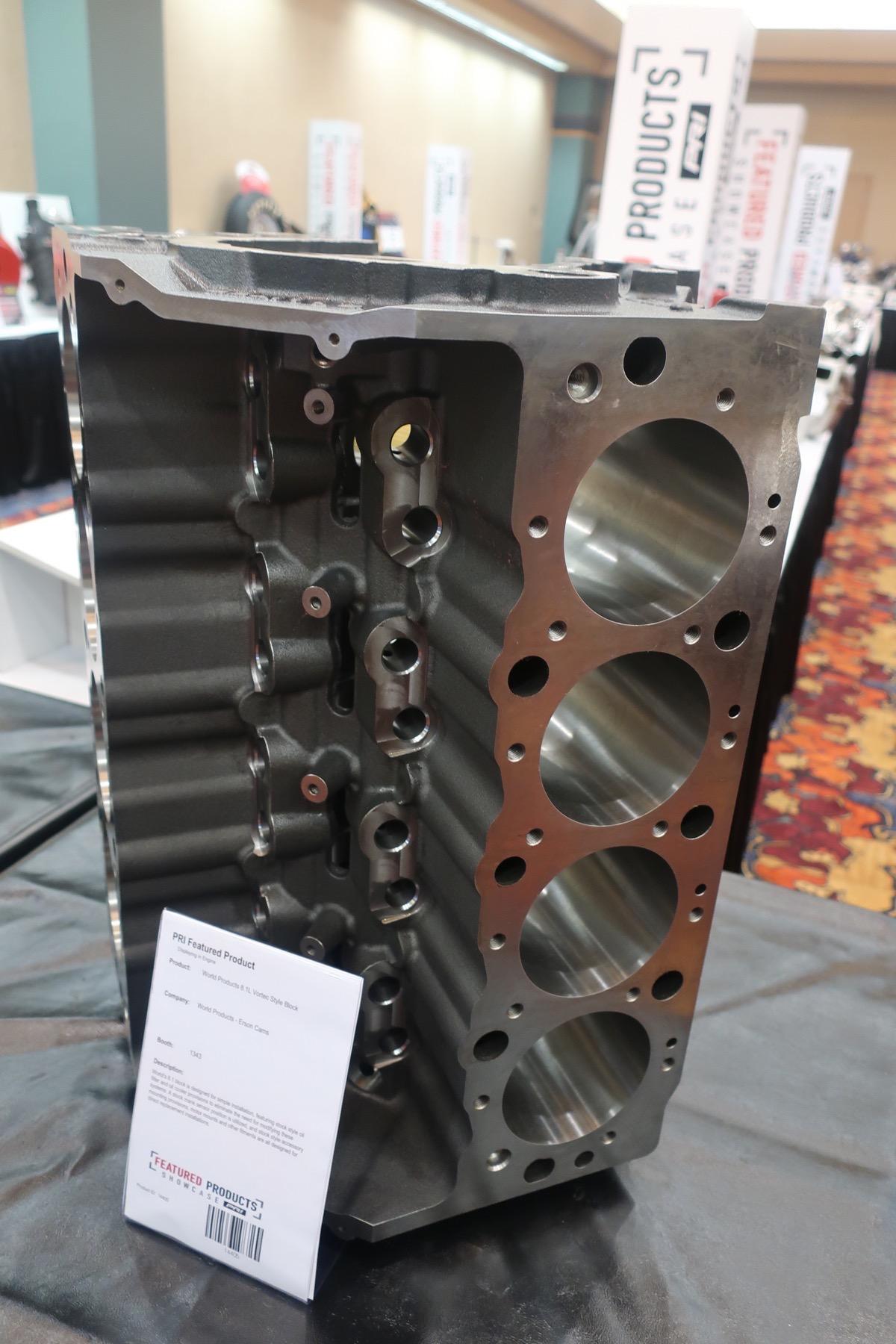 how do they make engine blocks