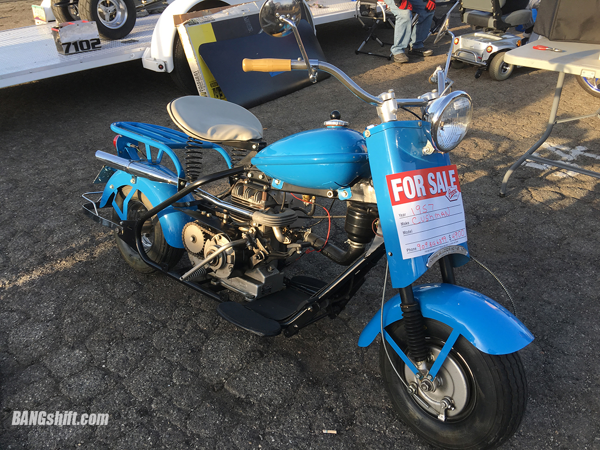 Pomona Swap Meet – Here Are All Our Photos Of Cars, Parts, And More From The Final Swap Meet Of 2017