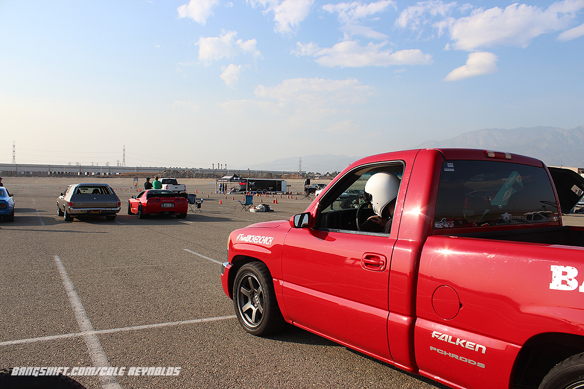 Even More Photos From The Sheely Collection Charity Autocross In Fontana