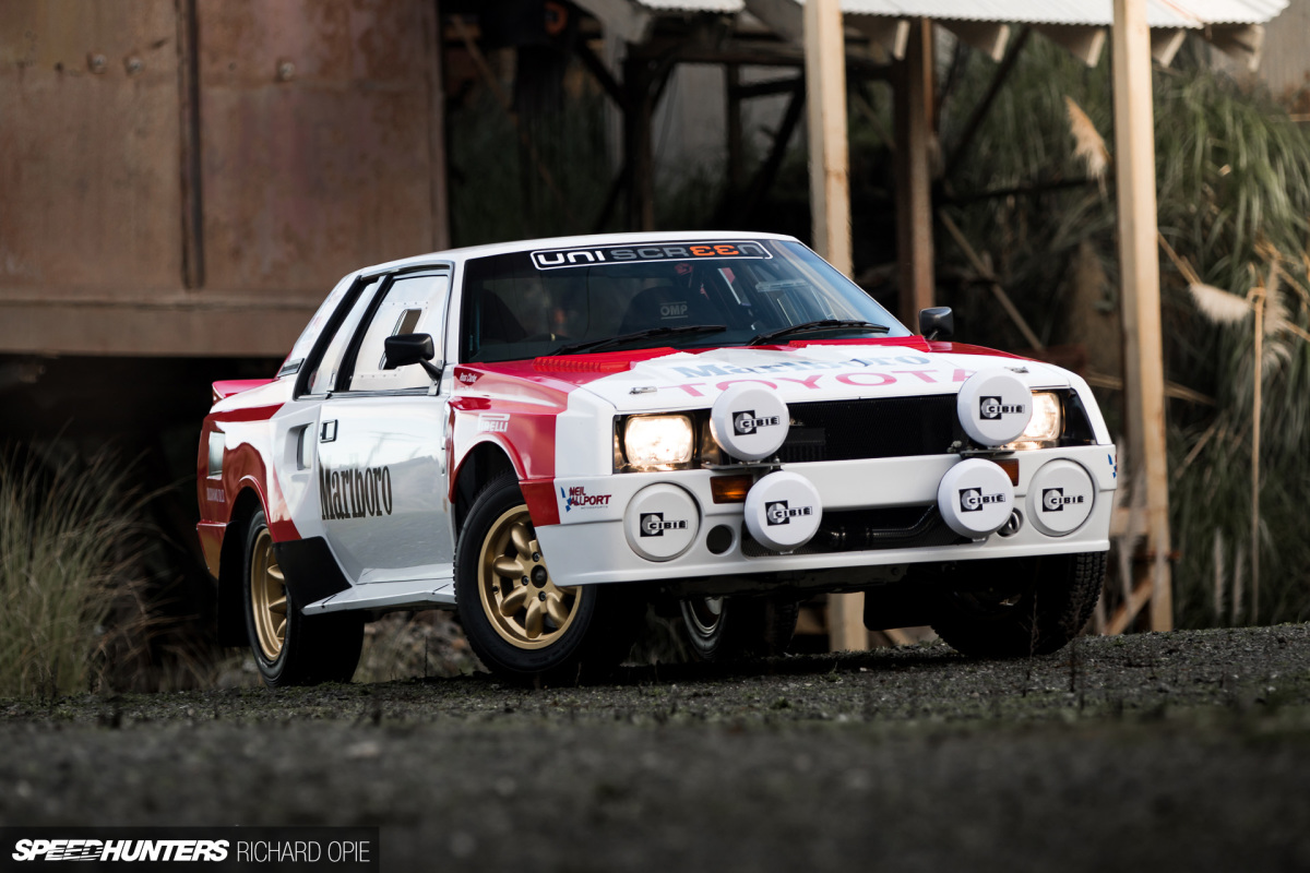 BangShift.com Build Your Own Group B Race Car - That\'s How This ...