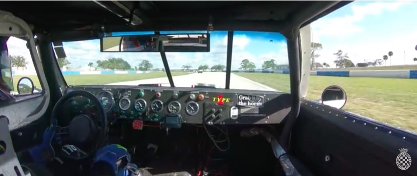 Watch This Big Block Powered 1968 Camaro Hang With Can Am Cars And Sports Cars and More