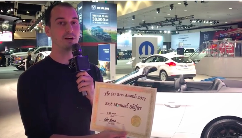 The Car Bros. Are Back! Watch The Dynamic Duo Win The LA Auto Show