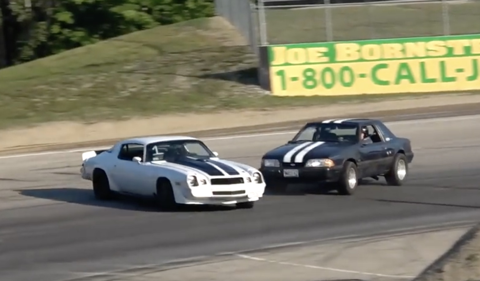 A Year In Review Of Spectator Drags: Close Races, Fender Rubbing And Wild Rides