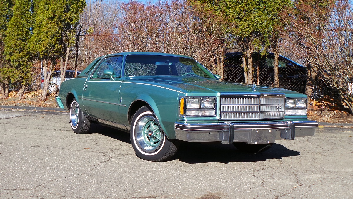 Time traveler a 1977 buick regal that hasn t aged a day it
