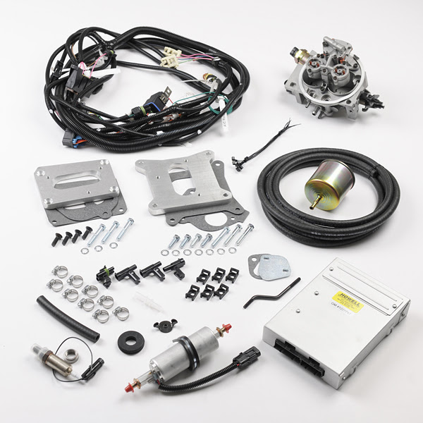 Howell EFI Announces Expanded TBI Kit Coverage – Fuel Inject All The Things!
