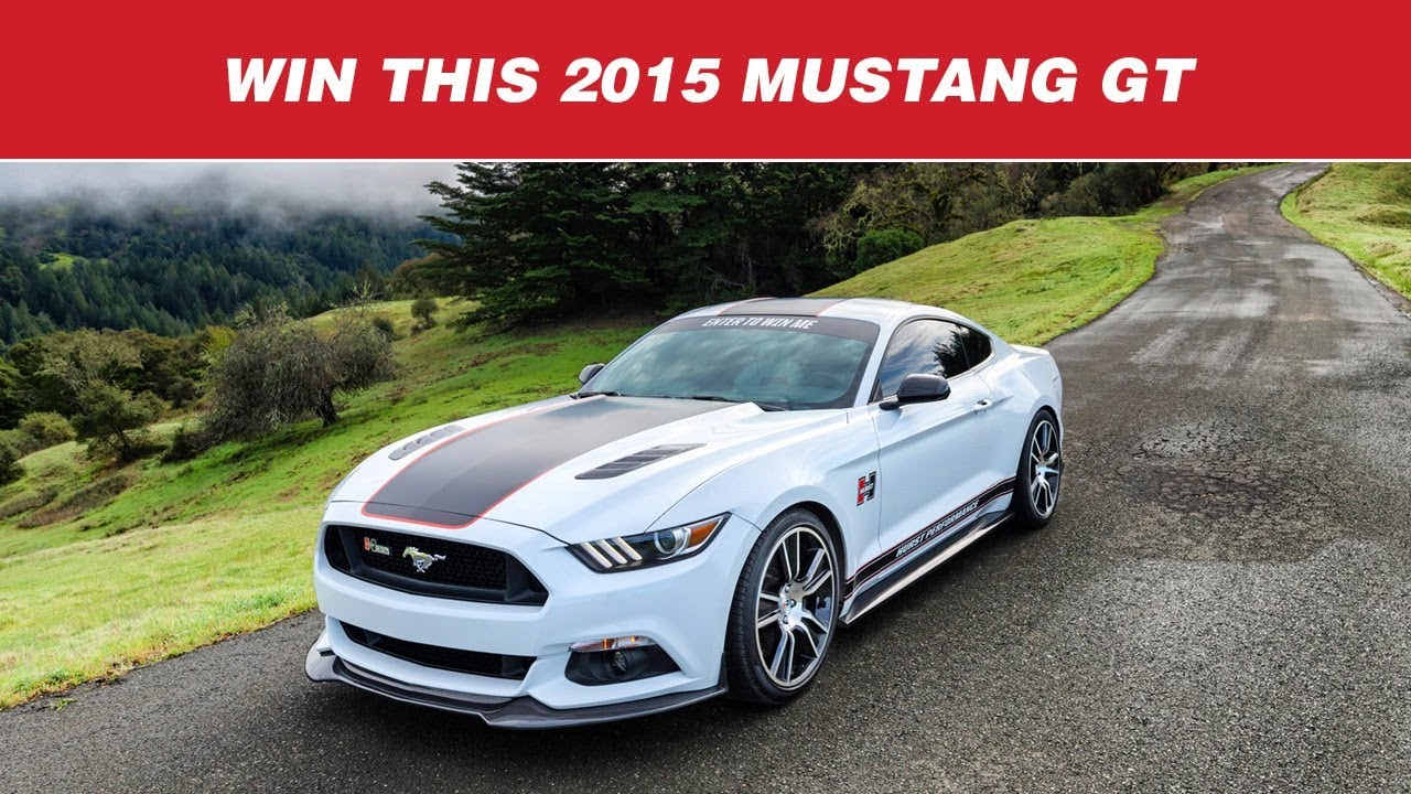 Stephen Randall of Louisville, KY Wins The Hurst Elite Series Mustang Sweepstakes!
