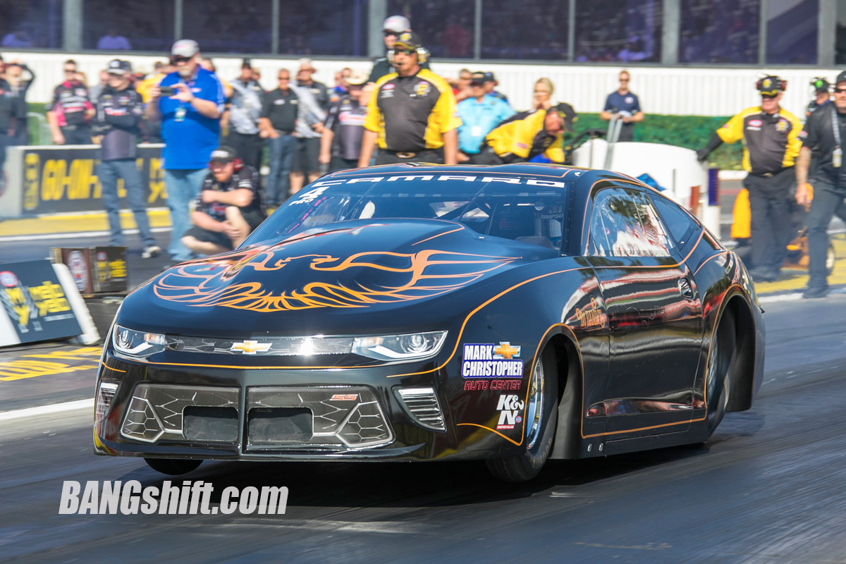 NHRA Pro Stock News: In 2018 Teams Can Use ANY Accepted Engine Combo In ANY Accepted Body – Team Requested – OEM Approved