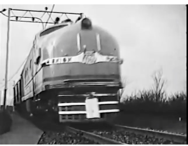 This 1938 Video Shows The Awesome Story Behind The Failed GE Steam Turbine Locomotives