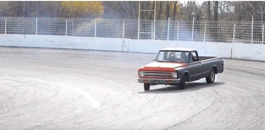 Is Cheap Drifting The Best Drifting? Check Out The Profile On This Low Buck, BangShifty 1971 GMC