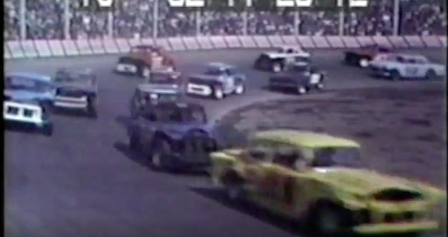 Watch The 1970 World Figure 8 Championship From Islip Speedway As Shown On Wide World Of Sports!