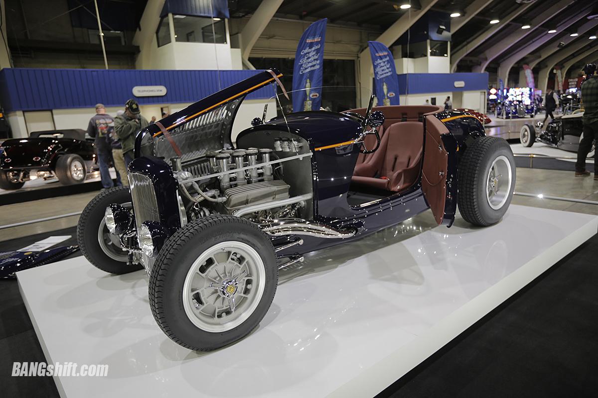 America's Most Beautiful Roadster WINNER: The Martin Special 1931 Ford
