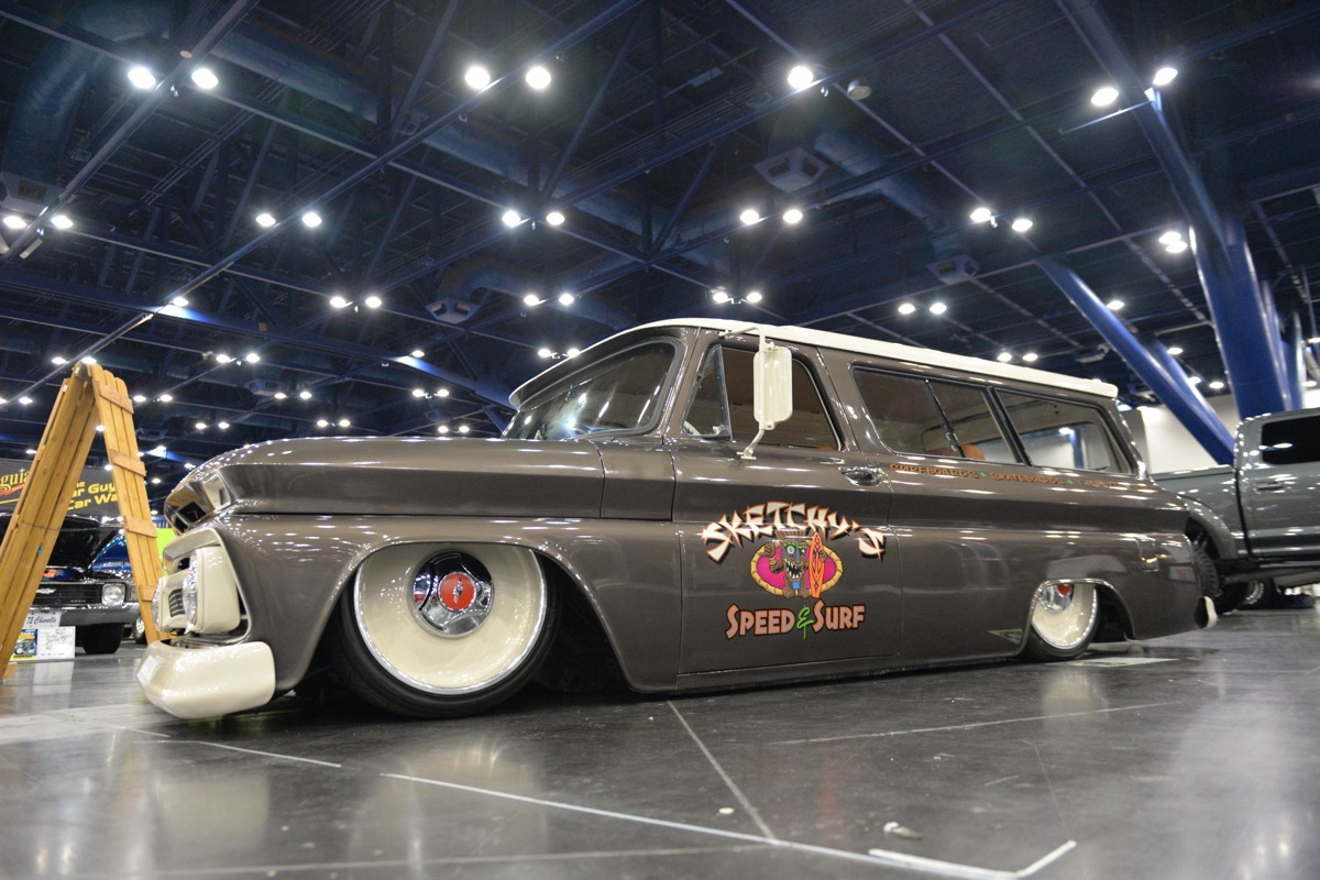 Houston Autorama Coverage: More Hot Rods, Trucks, Sleds, and Muscle!
