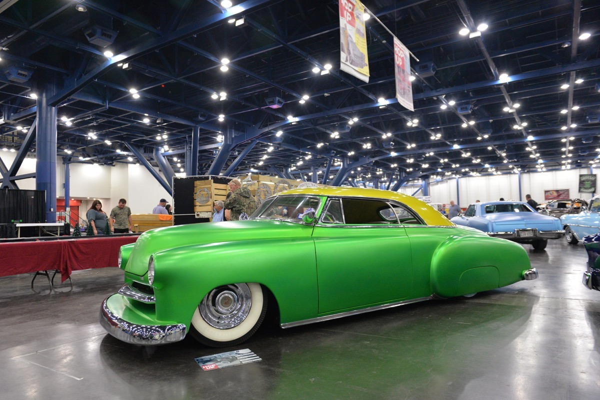 Houston Autorama Coverage: Freezing Cold At Home? Come On In And Warm Up With These Snaps
