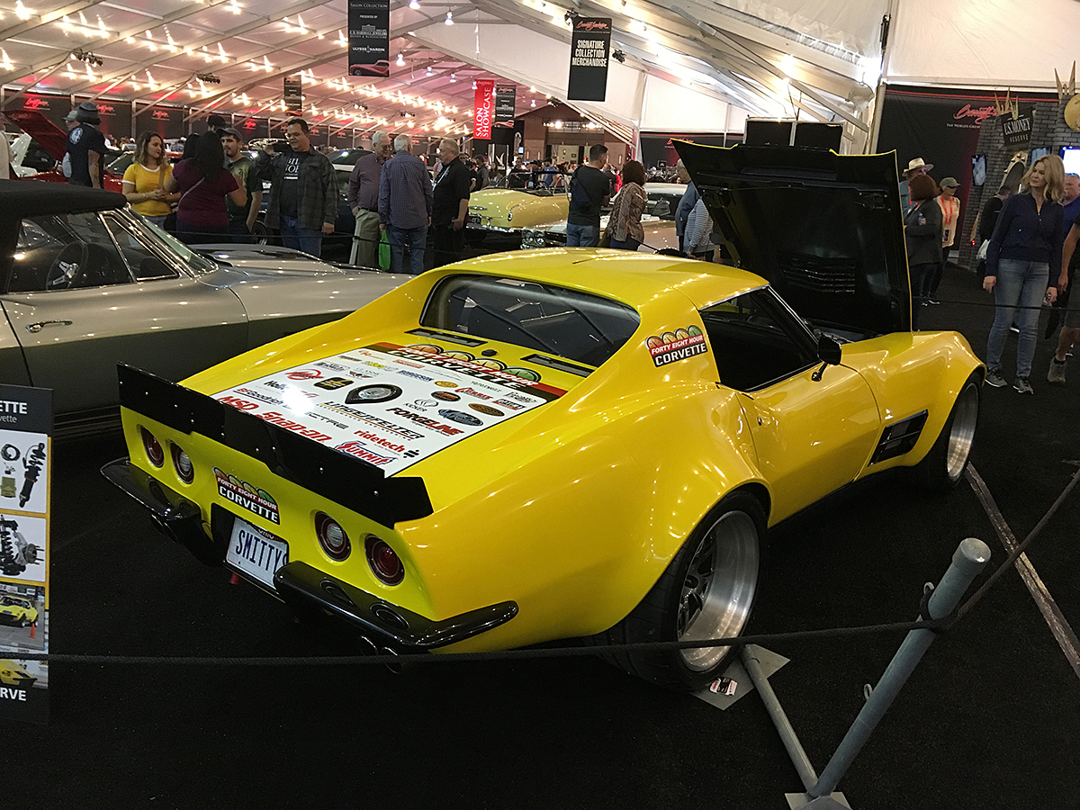 BangShiftcom More BarrettJackson Photos From The Premier Collector - Scottsdale car show today