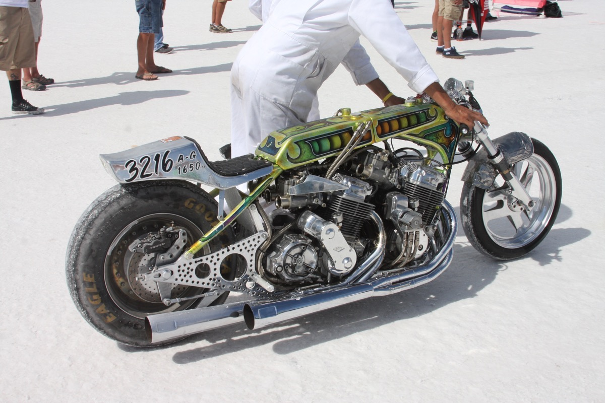Bonneville Speed Week Photos: Here Are Some More Unpublished Shots From The Salt This Year