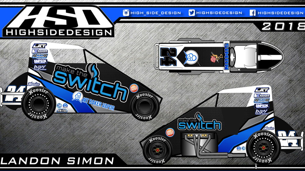 Landon Smith To Field Two Cars At 2018 Chili Bowl Nationals