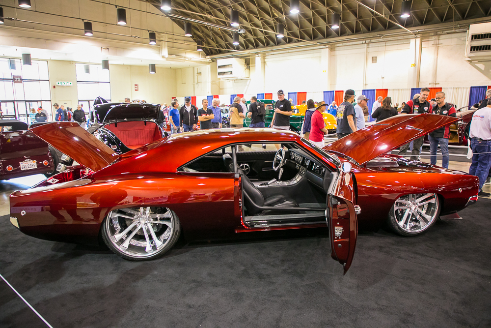 2018 Grand National Roadster Show Photo Coverage: Modern Hot Rods, Show Cars, Vintage Drag Cars, More