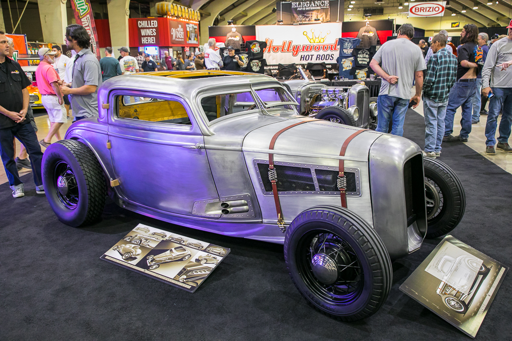 2018 Grand National Roadster Show Coverage: Images From The Main Hall At The Show