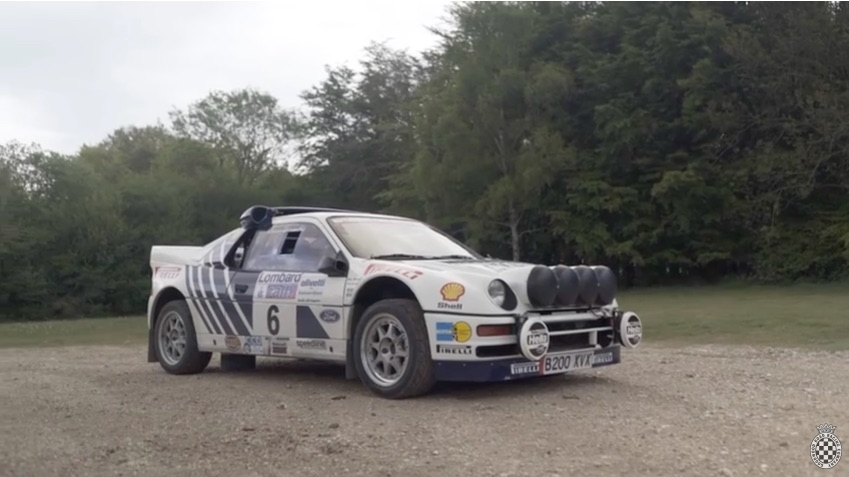 AWD and Angry: This 1986 Ford RS200 Makes 600hp and Has A Load Of Race History