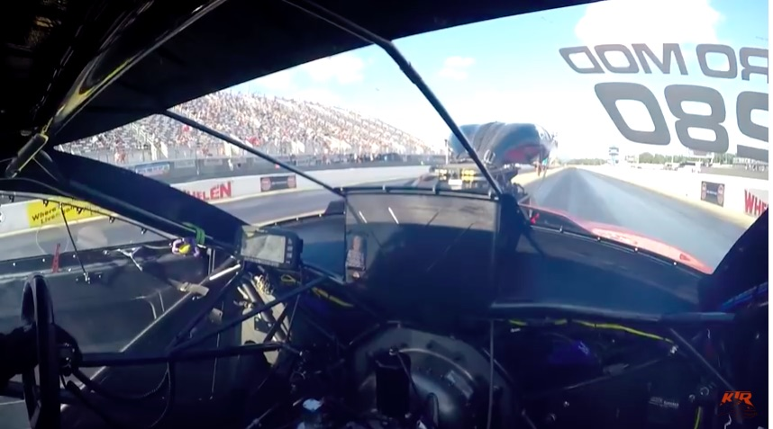 Inside The Pressure Cooker: Ride Along With Stevie Fast During His Epic Final Round Staging Duel With Jonathan Gray