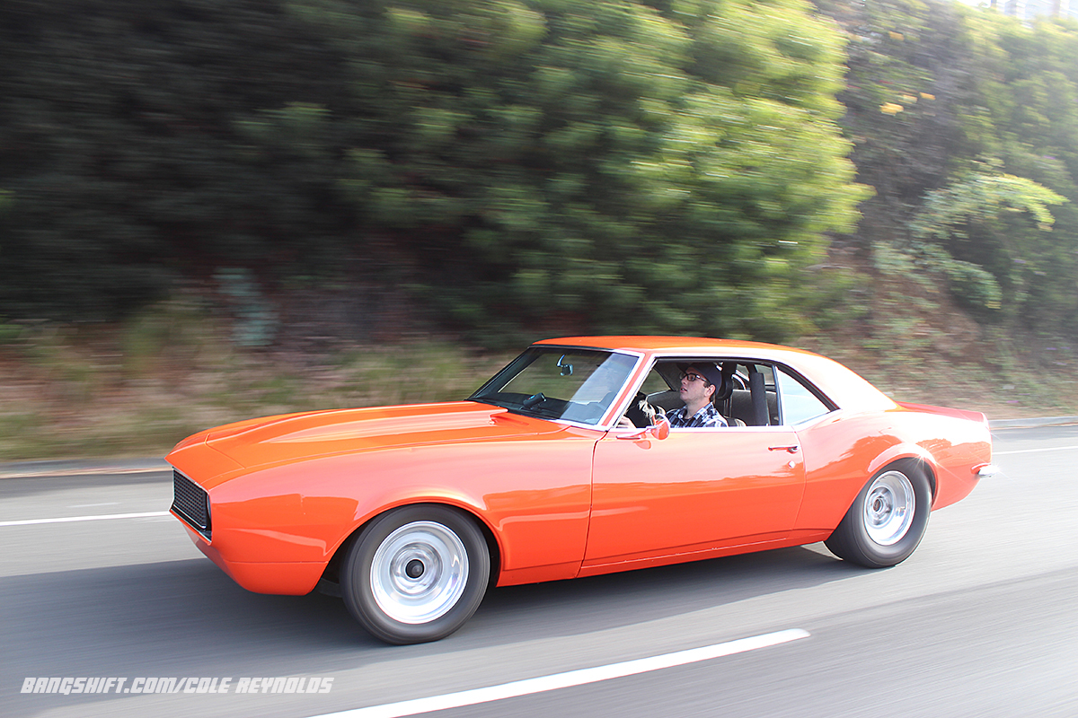 Here's The Latest Photos From The Tour de' Orange SoCal Cruise
