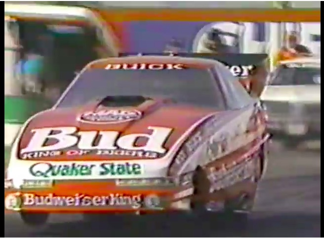 Watch The 1988 Superbowl of Drag Racing Right Here –  The Firebird Raceway Pre-Season Test Match Race Was Rocking!