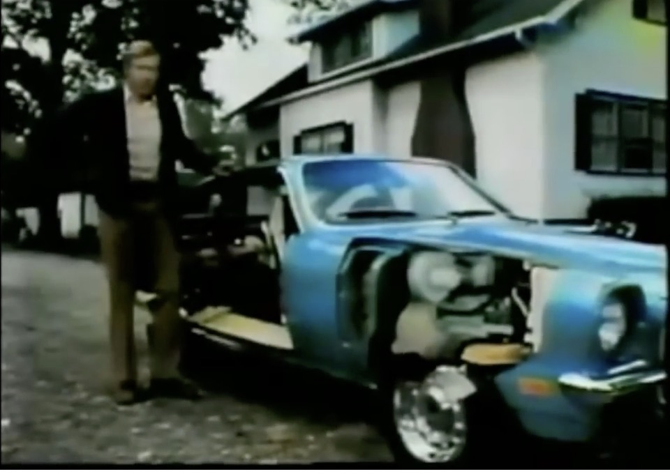 """Classic YouTube: The Chevrolet Vega """"Cutaway"""" Commercial"""
