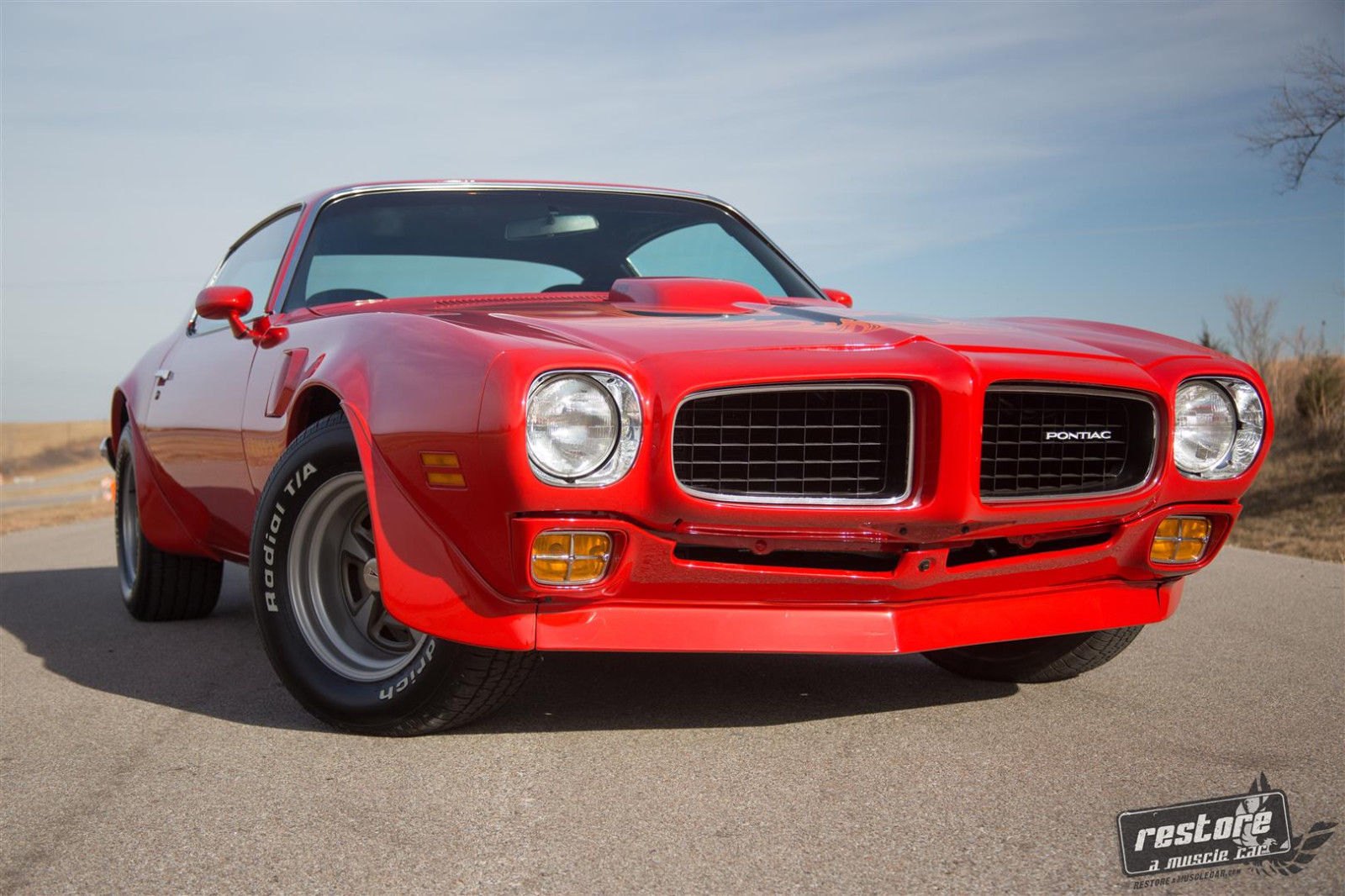Can We All Just Agree That 1973 Is The Best Looking Model Year of Trans-Am Ever? Let's Use This One As An Example