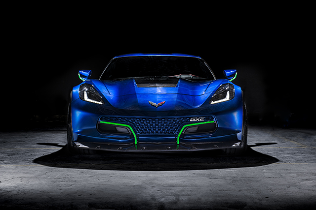 Same Great Speed, Now With Less Noise: Meet The Genovation GXE, The Electric Vette!