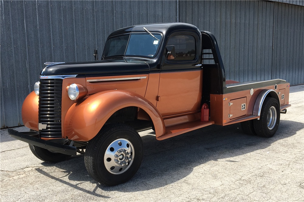 Money No Object: This 1939 Chevrolet Hauler Rules All! Big-Block Power FTW!