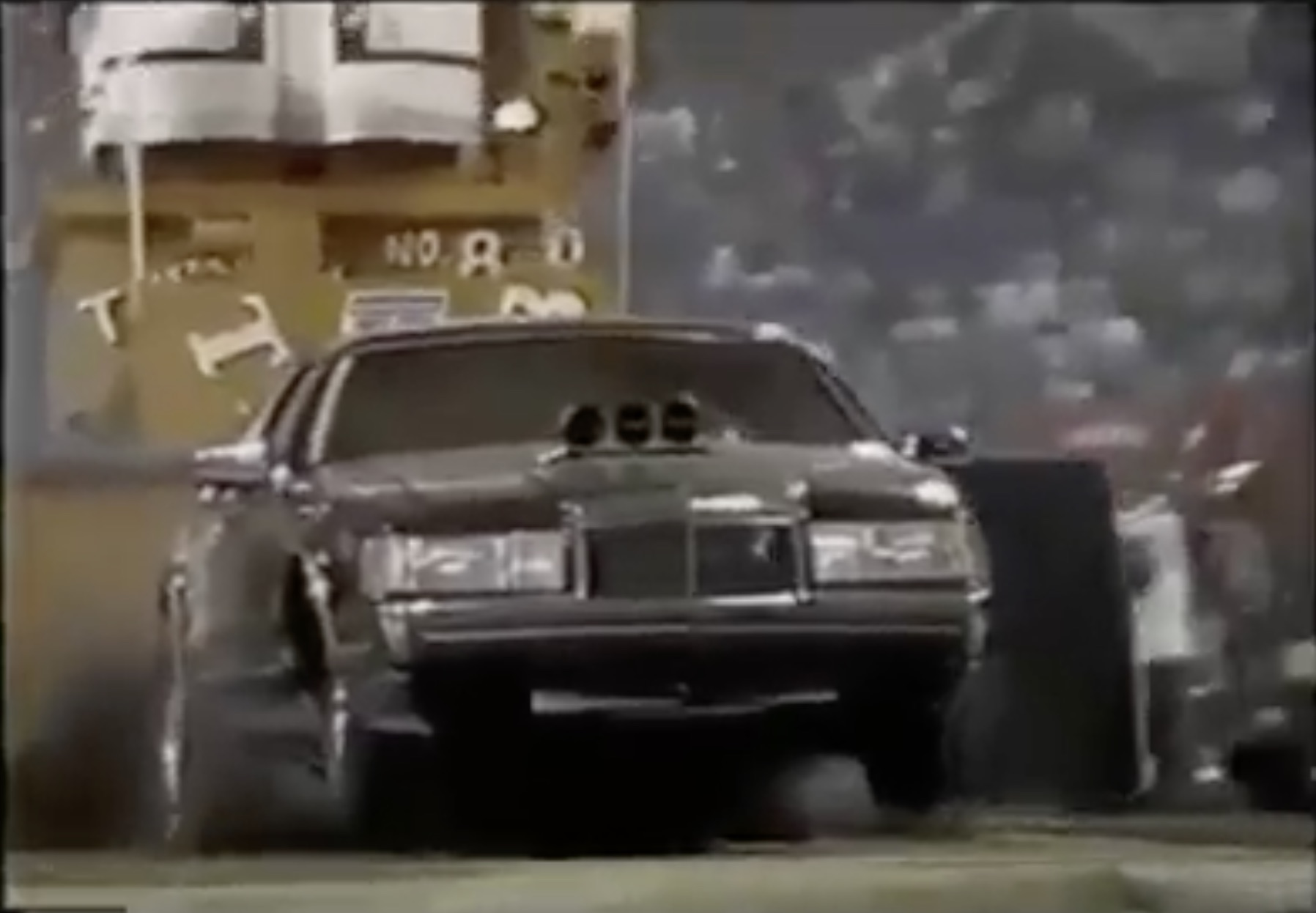 Bangshift Com Best Of 2018 Check Out The Hot Rod Lincoln Mark Vii