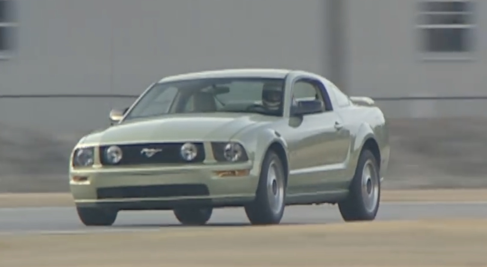 Classic Youtube  Ford Gt And Mustang Gt Fords Blue Collar Exotic And