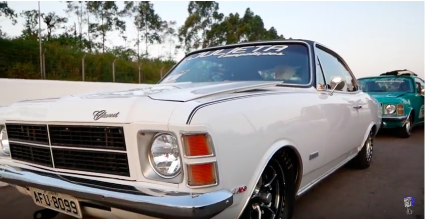 Throwing Down Old School: This Chevy Opala Has An Inline Six, Webers, and Manual Transmission (Video)