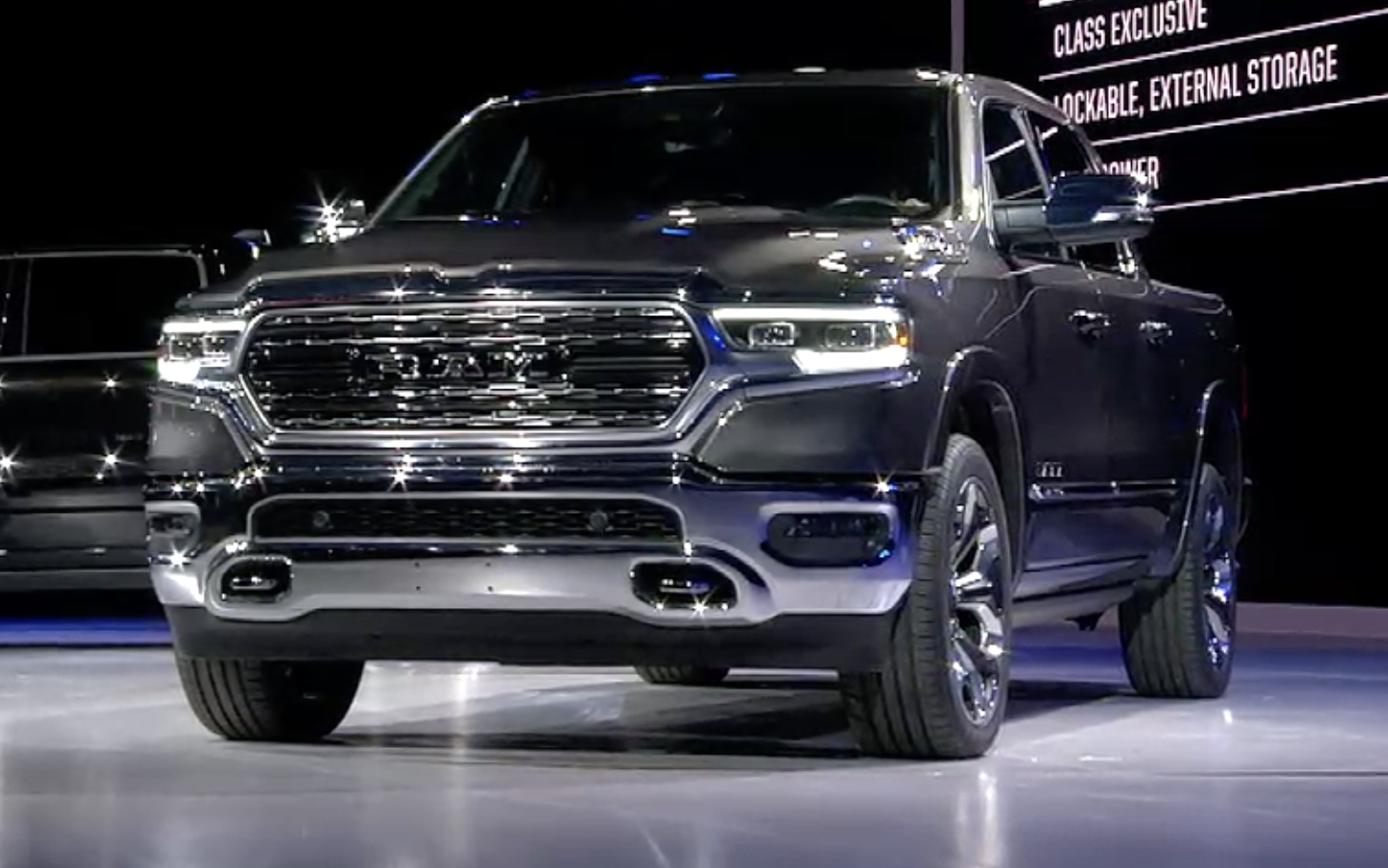 Unveiled: 2019 Ram – An All-New Truck To Compete In The Heated Marketplace!