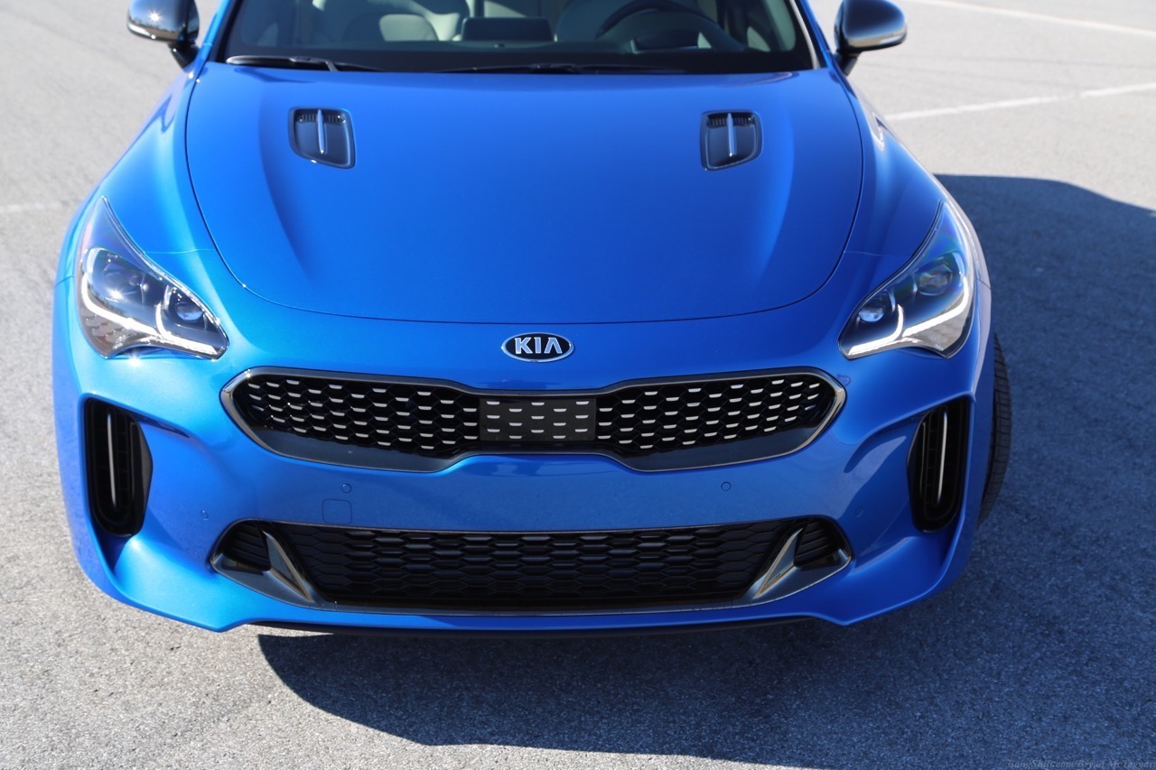 Best of 2018: 2018 Kia Stinger GT AWD – The Jokes Stop Here