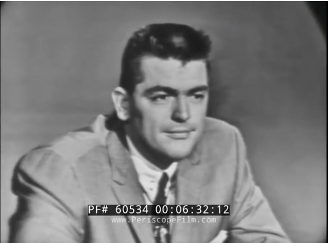 Watch A Young Mickey Thompson Tell His Own Story And Talk About Going 400mph In This 1962 Television Interview