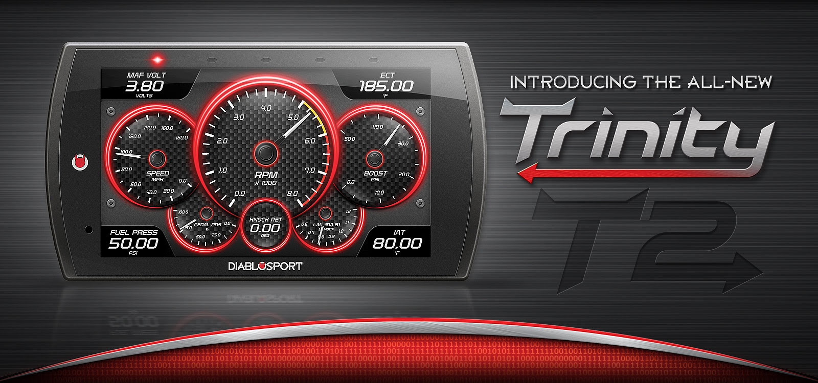 Want To Have A Better Grasp On Your Late Model Vehicle's Information? DiabloSport's Trinity T2 Is For You!