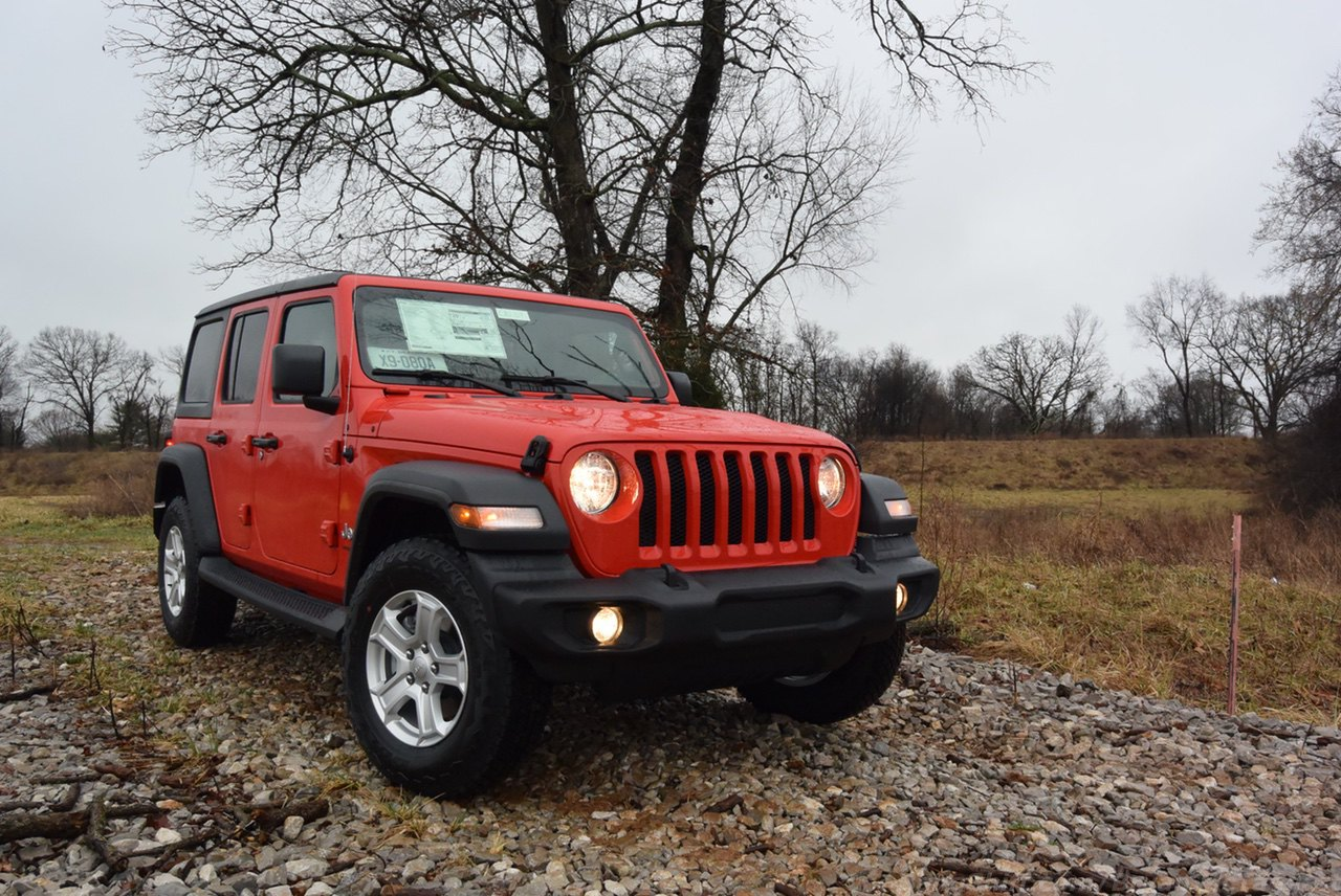 BangShift Test Drive: 2018 Jeep Wrangler JL Unlimited Sport 4×4 – Rest Easy, It's Still Every Part A Jeep!