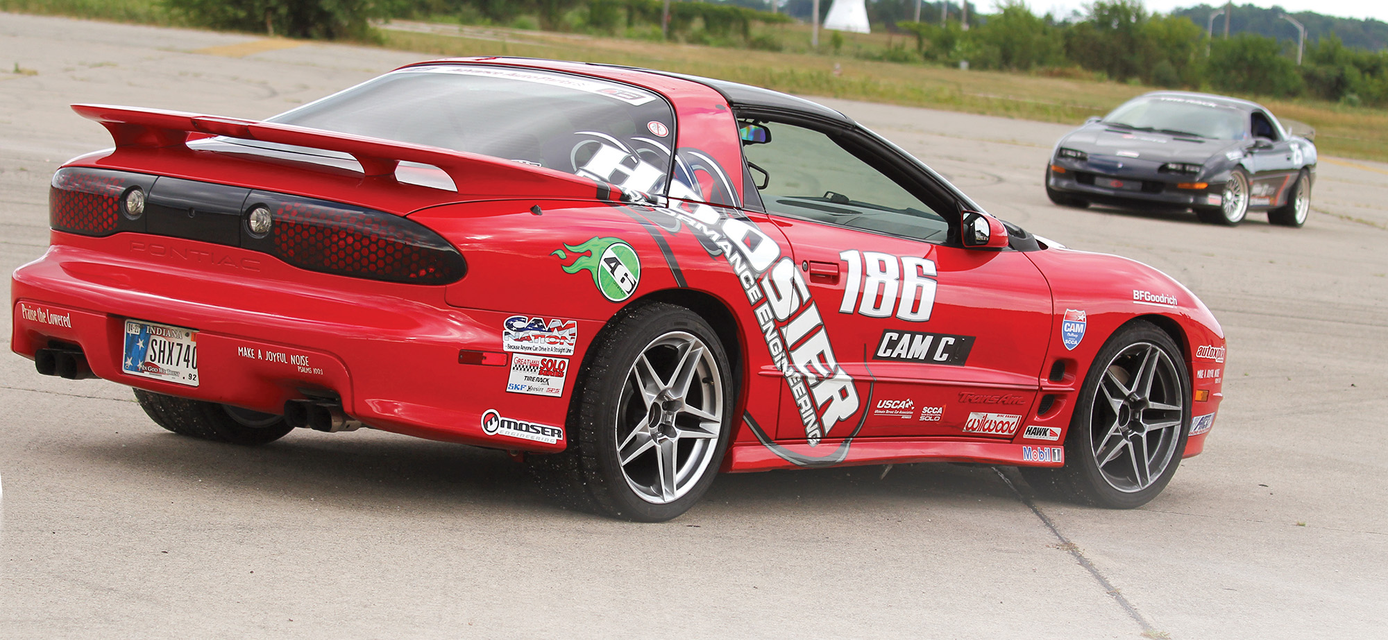 Ever Want To Try Out The SCCA's CAM Autocross Series? Try It In A 4th Gen GM F-Body!