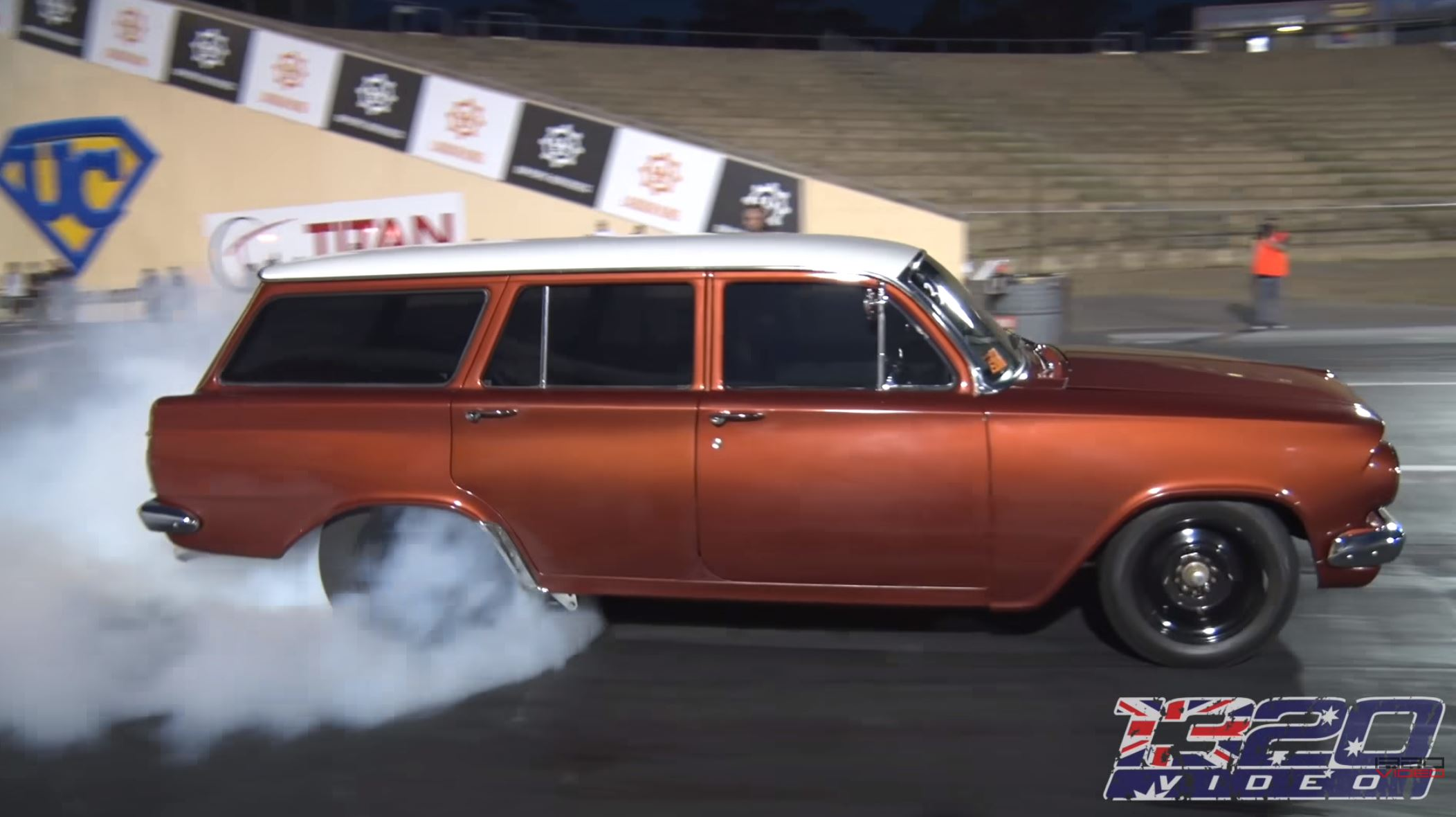 This Holden Wagon Is Supra Powered Which Seems Weird, But We Love It