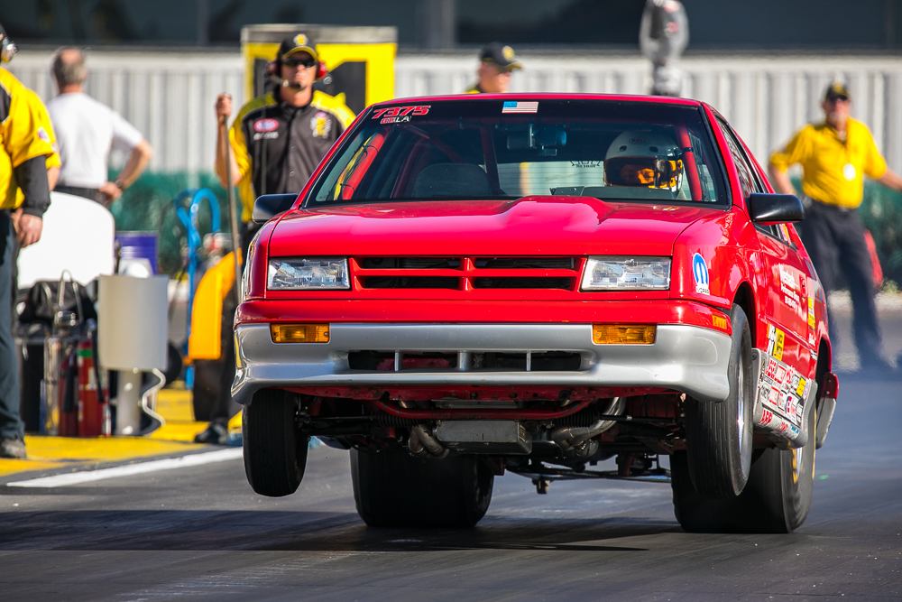 2018 NHRA Winternationals Sportsman Drag Racing Action Photos – Wheels Up Fun In Super Stock!