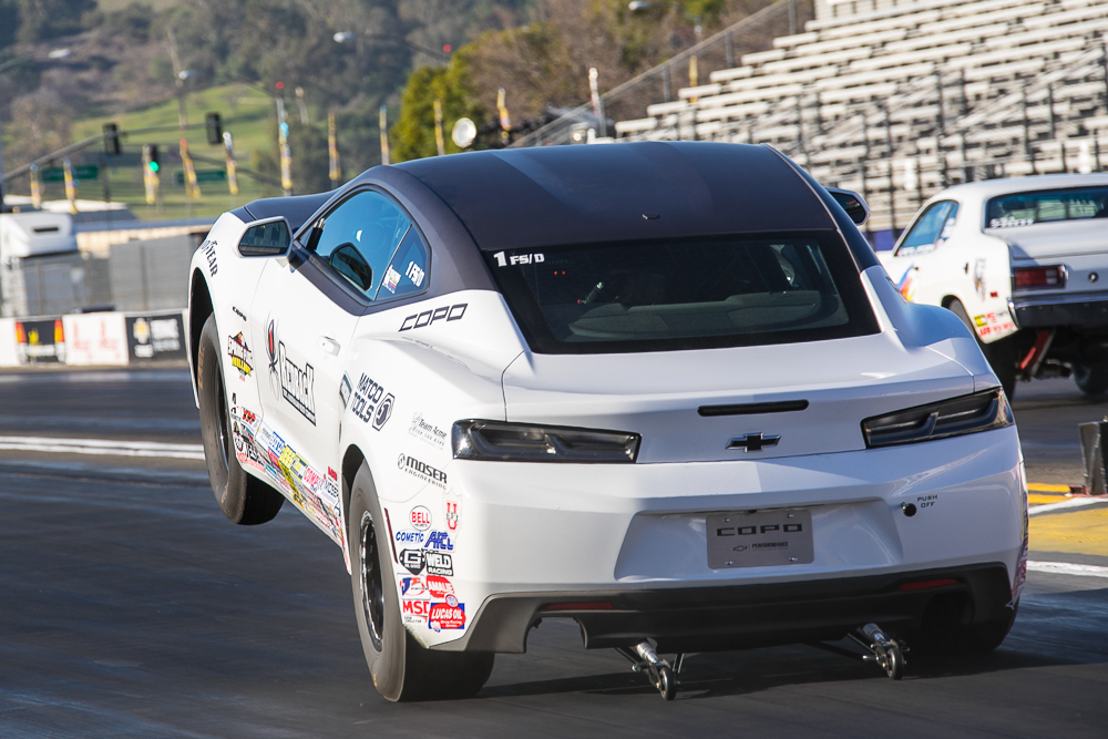 Stockers Are Way Cool: More 2018 NHRA Winternationals Stock Eliminator Action Photos!