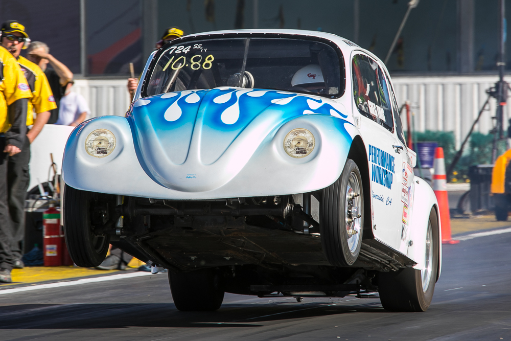 2018 NHRA Winternationals Super Stock Action Photos: From Cobra Jets To Olds Calais We've Got Them!