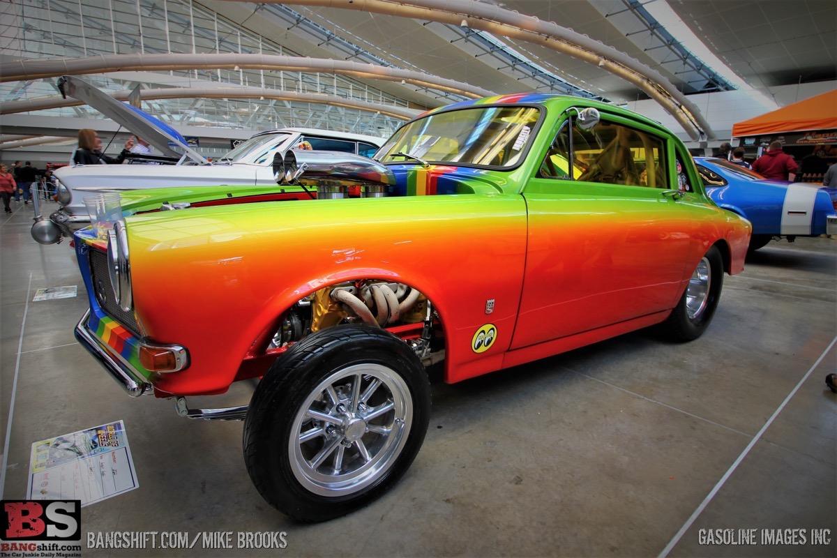 BangShiftcom Pittsburgh World Of Wheels Car Show Hot Rods - Pittsburgh car show