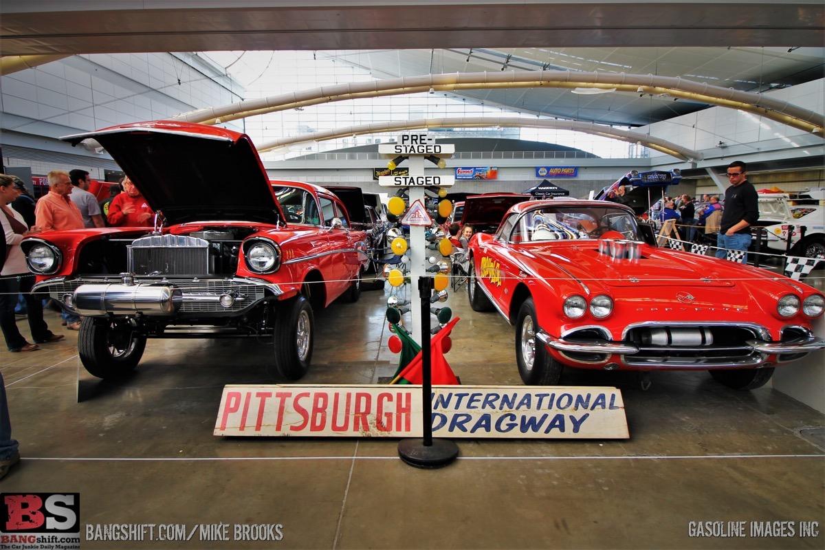 BangShiftcom Pittsburgh World Of Wheels Coverage Car Show - Pittsburgh custom car show