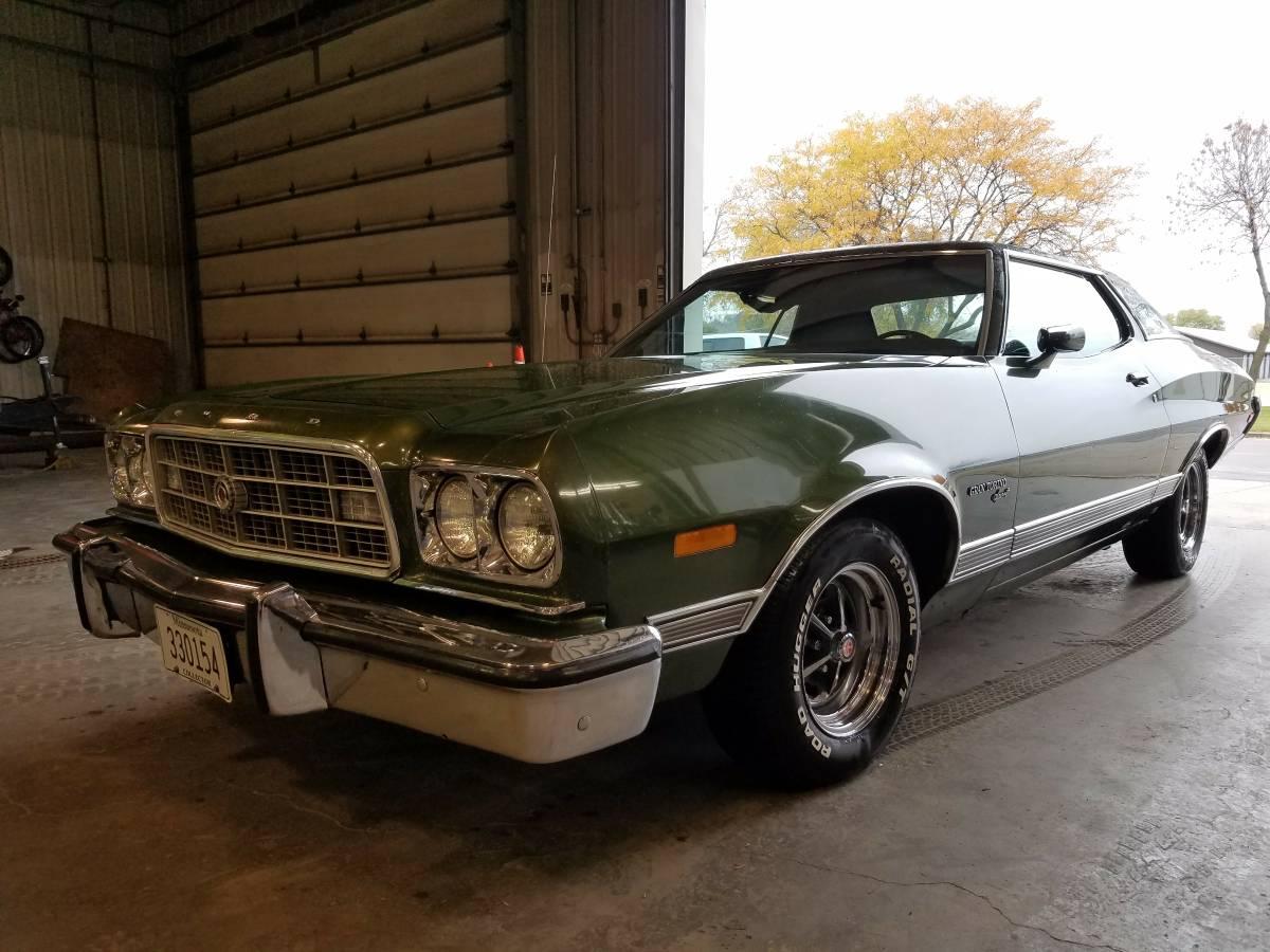 BangShift com Rough Start: Will This 1973 Ford Gran Torino