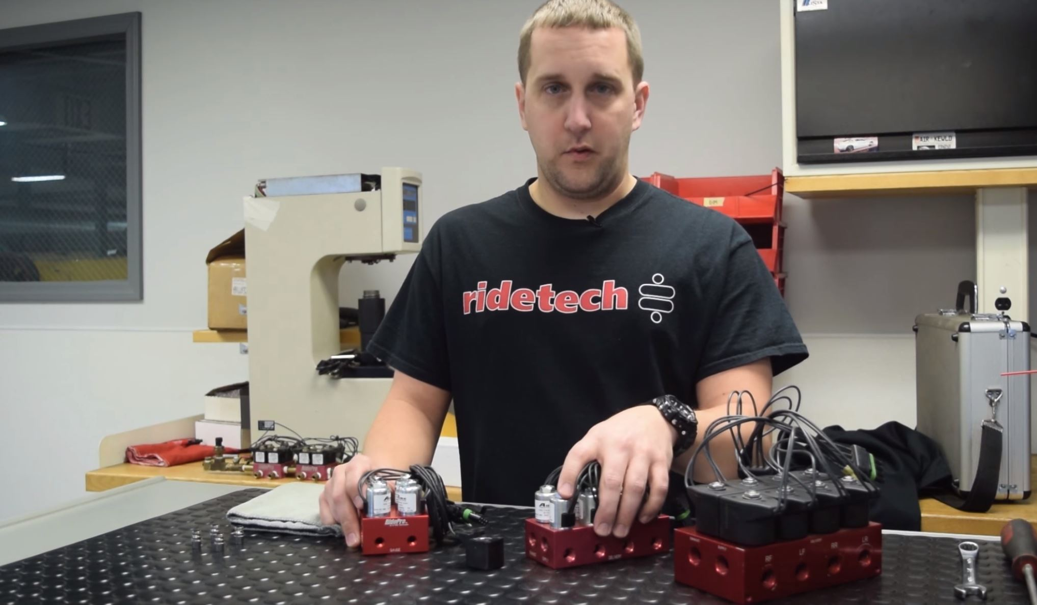 How To Service Your Ridetech Air Ride Solenoid Valves At Home