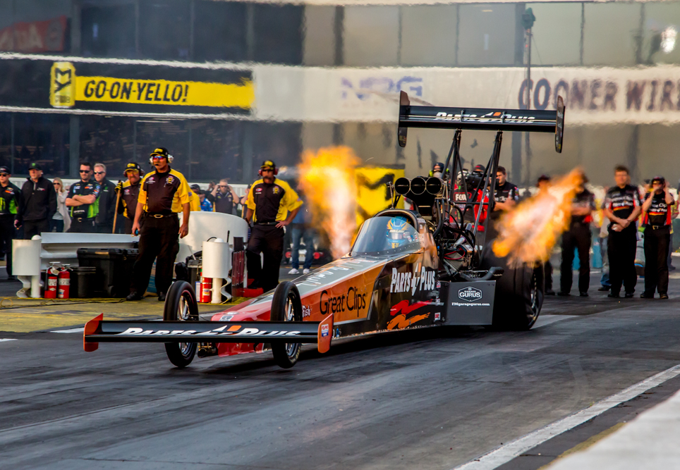 Millican Resets NHRA National Record, Hagen, Nobile and Vancil Lead Fields At Winternationals!
