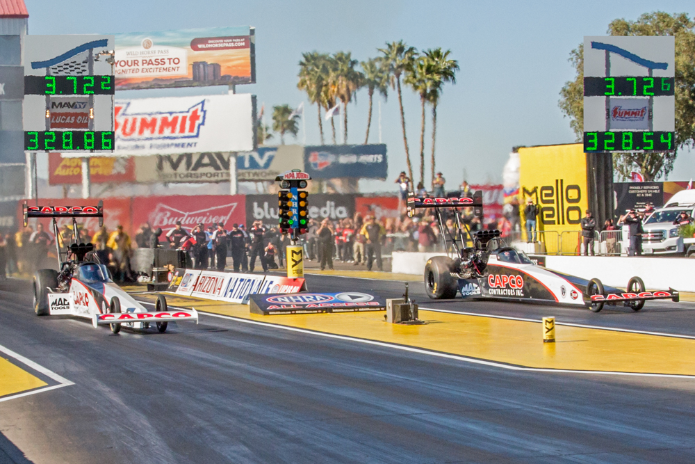 2018 NHRA Arizona Nationals Photo Coverage: Sportsman Champs, Dad vs Son, Loads More