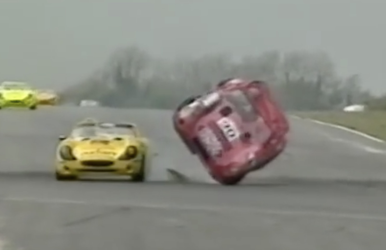 Classic YouTube: TVR Tuscan Challenge At Snetterton In 1997